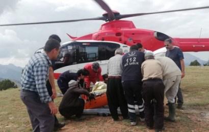 Antalya'da 12 Saatlik Nefes Kesen Çoban Kurtarma Operasyonu