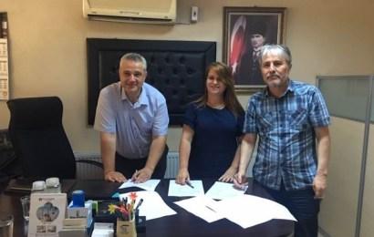 Salihli'de Koyun Yetiştiriciliği Kursu Protokolü İmzalandı