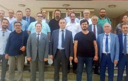 Aydın'da Halk Elinde Küçükbaş Hayvan Islahı Ülkesel Projesi Toplantısı