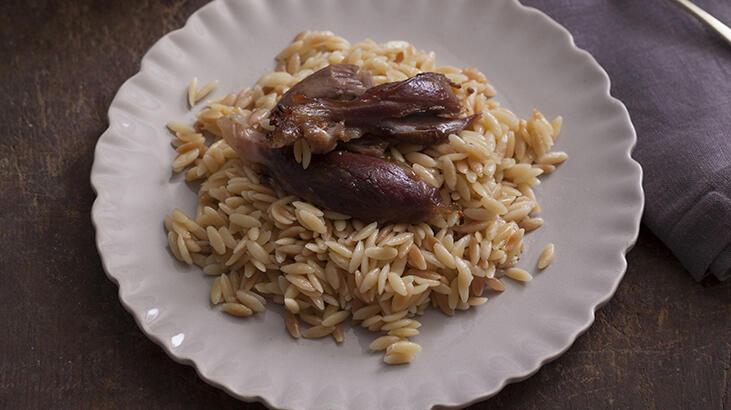 İftar sofralarına yakışan lezzet: Arpa Şehriyeli Kuzu