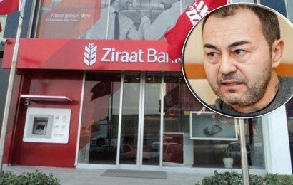 Ziraat Bankası 'Sen Serdar Ortaç'sın' dedi ve borcunu erteledi!