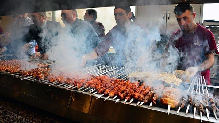 Kırmızı et tüketimi Adana'da bile düştü