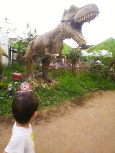 ヨコスカ恐竜パーク画像