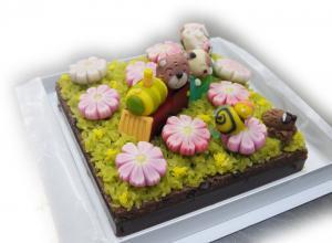 幸せになれる和ケーキ