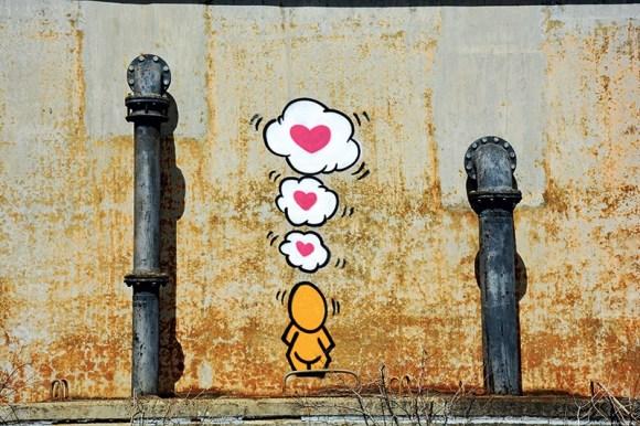 Street art à la mauricienne : les billboards