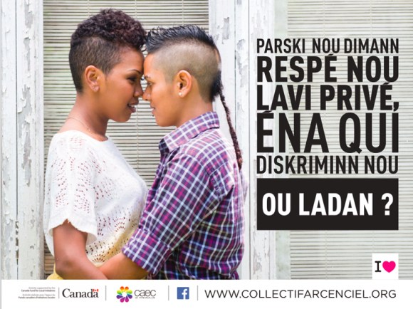 Première campagne LGBT à Maurice
