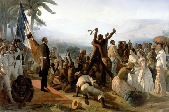 Biard - Abolition de l'esclavage