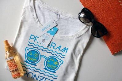 Program bronzer - T-shirt