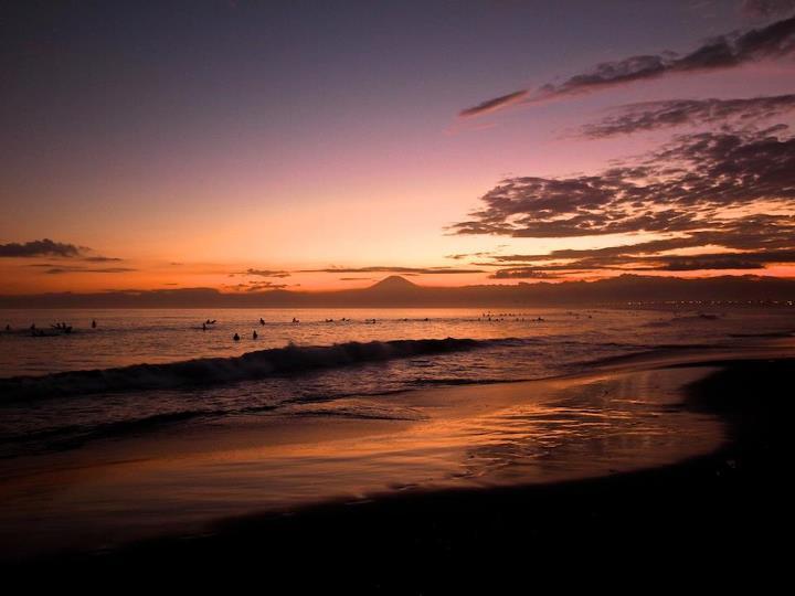 江ノ島ビーチ