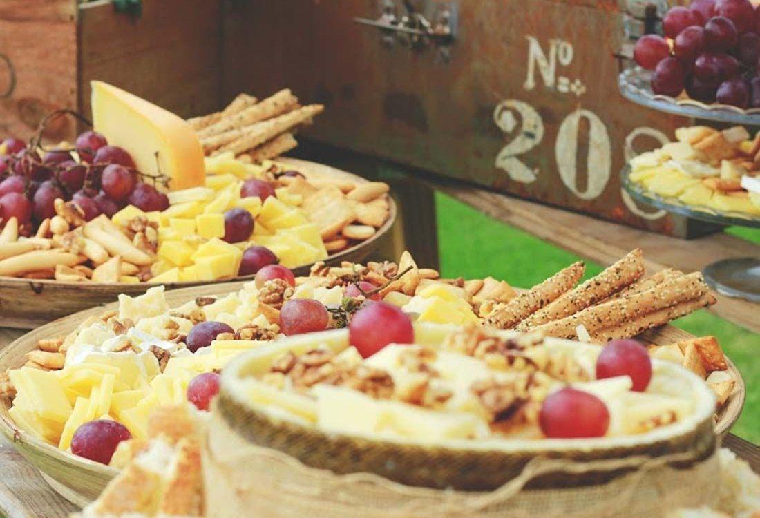 quesos para eventos en madrid kozinart catering