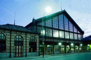 sala de trenes espacios urbanos en madrid con catering madrid