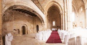 iglesia para ceremonia