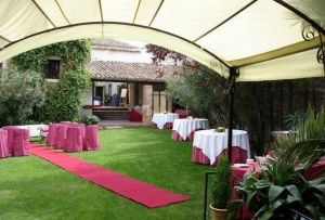 abadia de las recas, catering madrid