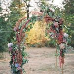 altar boda en otoño, catering madrid