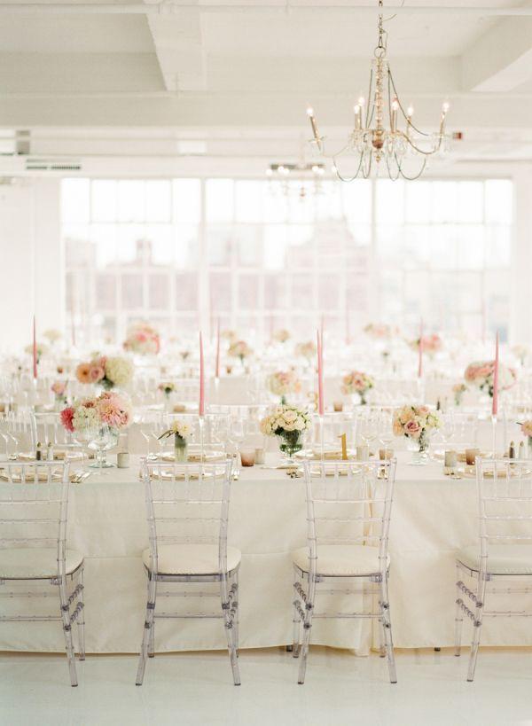 mesas rosadas, catering madrid