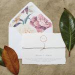 invitacion para otoño, boda madrid
