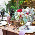 boda con color y estilo, catering madrid