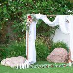 telares para una boda, catering madrid