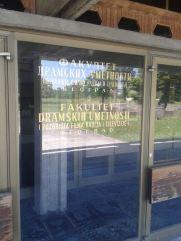 fakultet dramskih umetnosti-akademija Purity radi celokupnu makeup podrsku fakultetu. Potpisan sporazum o saradnji