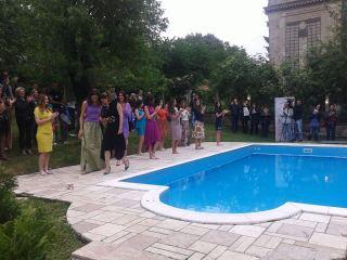 Akademija radi make up i styling podršku na humanitarnoj modnoj reviji u ambasadi Malezije u Beogradu