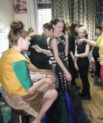 Modni dizajn Polufinale Takmicenja modnih dizajnera u organizaciji Akademije Purity