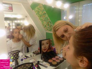 Pogledajte šta učimo na petom predavanju na kursu profesionalnog šminkanja