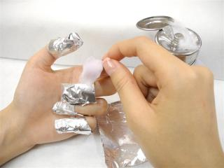 Uklonite sve sa noktiju SOAK-OFF metodom