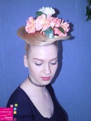 MODNA FRIZURA – sa nastave na predmetu Stilizovanje frizura