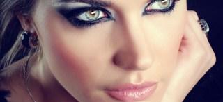 Kako istaknuti plave oči šminkom