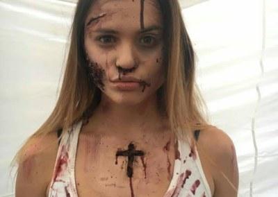 UOČI NOĆI VEŠTICA – Akademija Purity makeup podrška na događaju Go2 Halloween