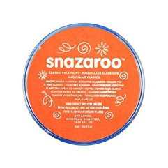 SNAZAROO BOJA ZA Body ART ORANGE