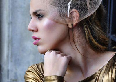 MISS TELEGRAFA – šminka i frizura za modni editorijal Telegrafa