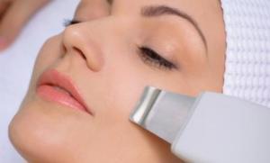 ultrazvučni piling lica