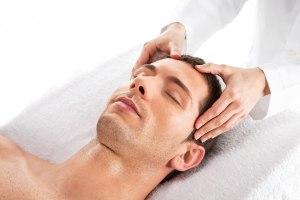 masaže glave