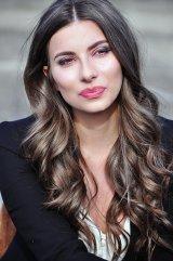 ANA MARKOVIĆ U TELEGRAFU – šminka i frizura Akademija Purity