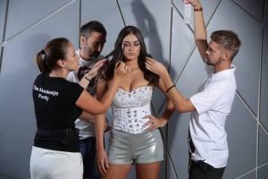 pripreme za miss srbije 2017