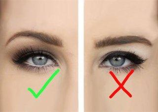 KOJA ŠMINKA JE POGODNA ZA SPUŠTENE KAPKE  – nekoliko saveta za vizuelno podizanje kapka