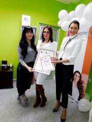 Mejra Malić, akademski kurs profesionalnog šminkanja