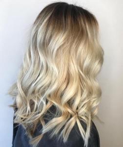 najbolje farbanje plave kose