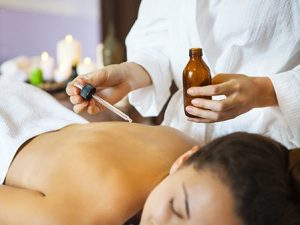 higijenski tretman leđa