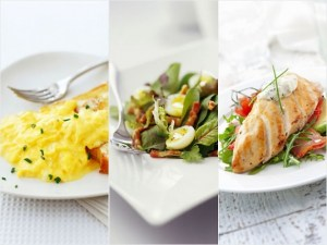 tri obroka dnevno