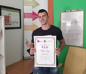 Petar Savić, kurs personalnog trenera