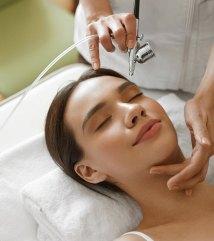 Tretman lica čistim kiseonikom