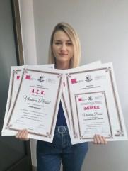 Vladana Perišić, kurs profesionalne masaže i kurs maderoterapije
