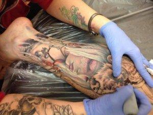 kurs tetoviranja I stepen