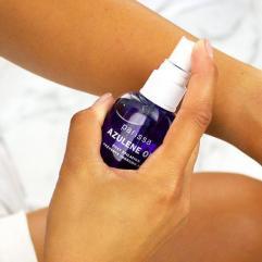 Azulenske biljke za negu osetljive kože