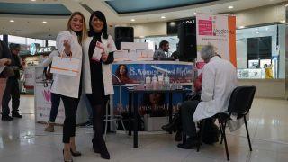 Besplatni pregledi kože i saveti nutricioniste i farmaceuta sa Akademije Purity u okviru Women's Fest-a