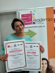 Marijana Petrović, Kragujevac, kurs: PLAZMA PEN