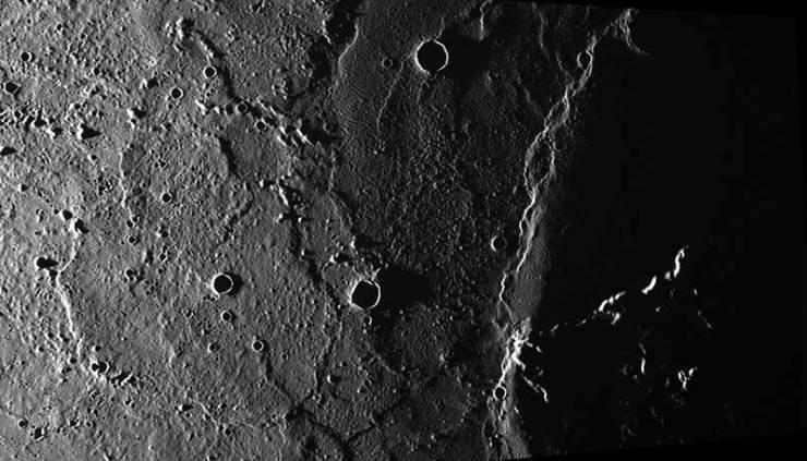 Merkür'deki Odin Planitiası...