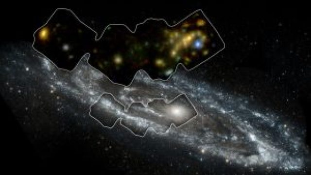 Andromeda Kara Delik